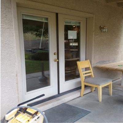 home door replacement