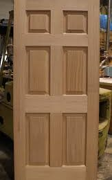 Solid Wood Doors –