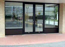 Storefront Door