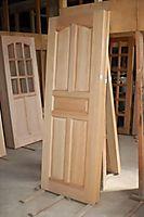 Wood Panel Doors – W