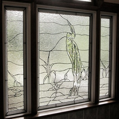Decorative Stained Glass Arizona Glass Door Connection
